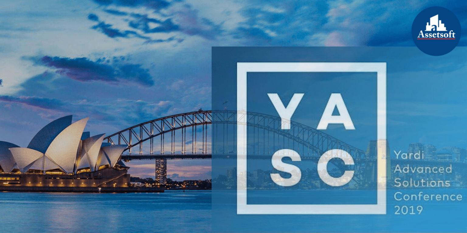 Yardi Advanced Solutions Conference 2019 - Assetsoft